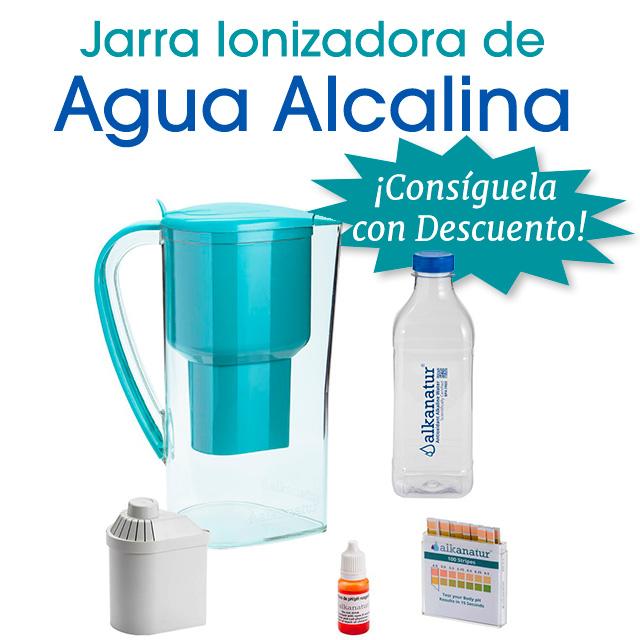 Jarra Ionizadora de Agua Alcalina por FiltroJarra Ionizadora de Agua Alcalina por Filtro