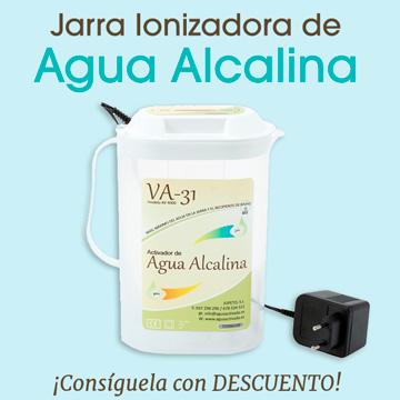 Jarra Ionizadora de Agua Alcalina por ElectrólisisJarra Ionizadora de Agua Alcalina por Electrólisis