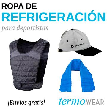 Ropa de Refrigeración BRopa de Refrigeración