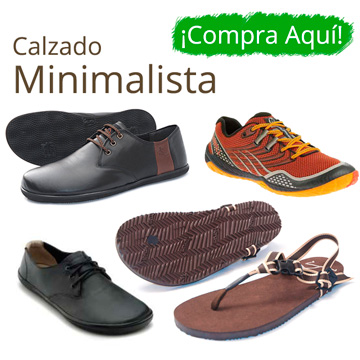ZamiHuaraches y Zapatillas Minimalistas