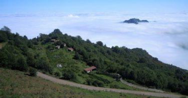 Ascenso al Angliru corriendo, el Olimpo del ciclismo (Asturias)