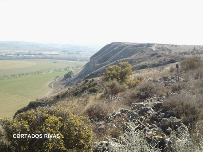 Ruta Trail Running en los Cortados de Rivas (Madrid)