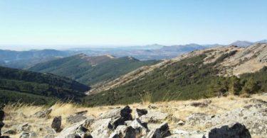 Ruta Trail Running Robledillo de la Jara - Peña de la Cabra (Madrid)