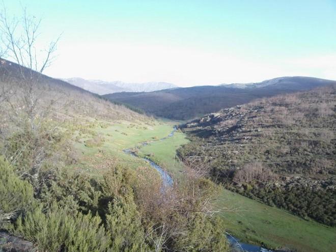 Ruta Trail Running en la Tejera Negra (Guadalajara). Ríos Lillas y Zarzas.