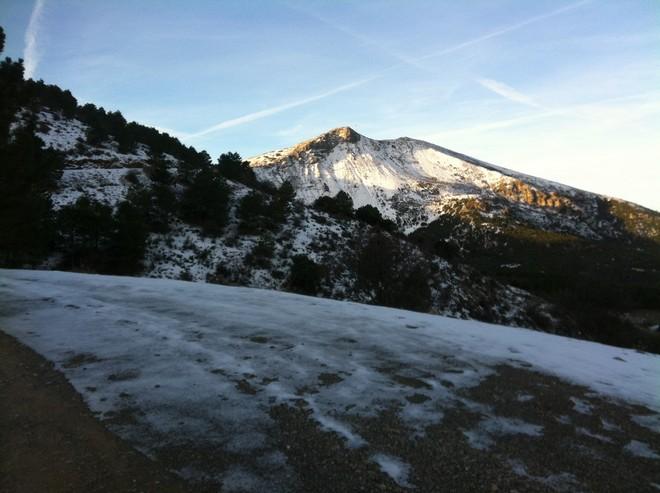 Ruta Trail Running Puerto Mágina – Puerto de la Mata (Jaén)
