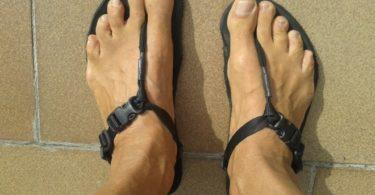 Sandalias Huaraches Pies Sucios Simna 2.0 con 800 km.