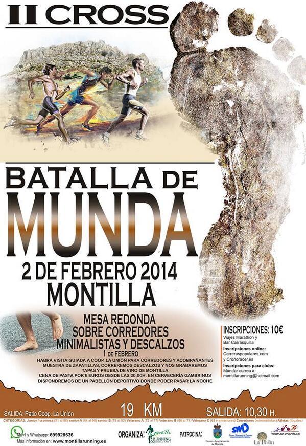 II Batalla de Munda 2014
