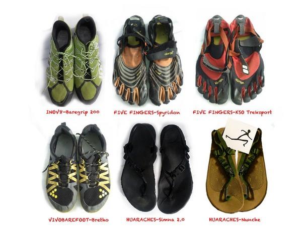 Análisis comparativo de Zapatillas Minimalistas: 6 modelos a prueba