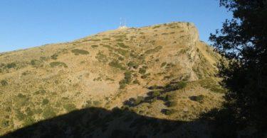 Ruta Trail Running Pico Almadén, Sierra Mágina (Jaén)