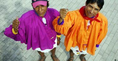 Arnulfo y Silvino, dos Tarahumara nacidos para correr