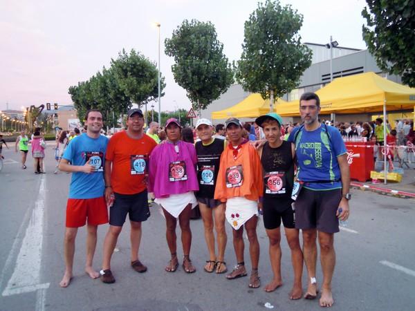 7 Cursa Sant Joan Despí - II Encuentro Barefoot 2014