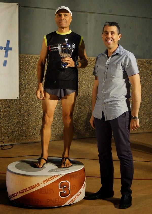 Teodoro Vázquez - II Encuentro Barefoot 2014