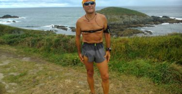 Trail Running por la Senda Costa Naviega, Navia (Asturias)