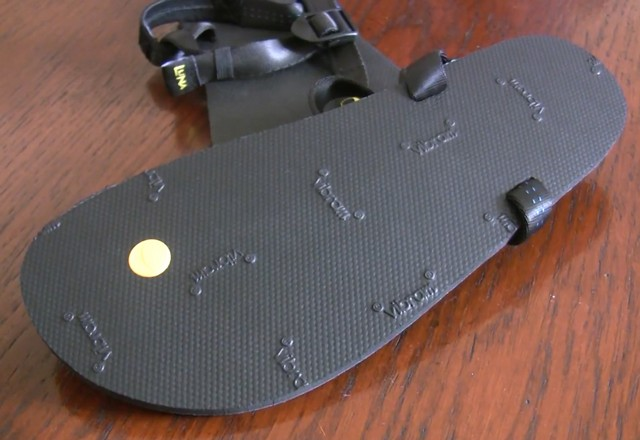 Huaraches Luna Sandals Venado: Primeras impresiones