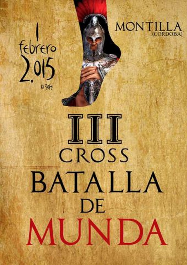 III Cross Batalla de Munda 2015: Una cita con el Minimalismo