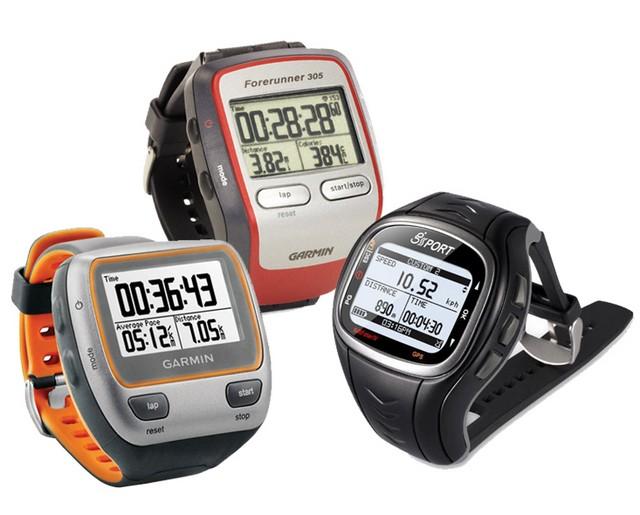Mis GPS para correr: Forerunner 305, Forerunner 310XT y Globalsat GH-625XT