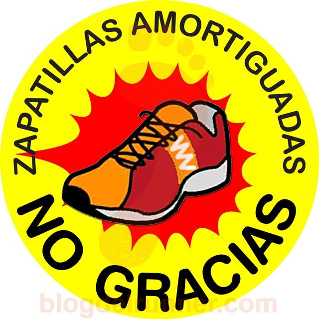 Zapatillas Amortiguadas - No, gracias
