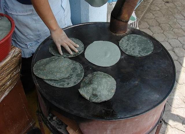 Tortitas de Pinole