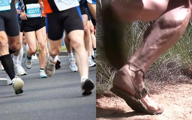 Correr minimalista es menos lesivo. ¿Mito o realidad?