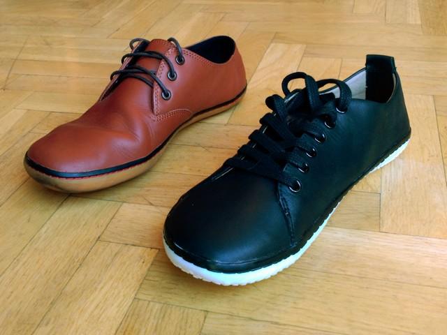 Zapatos minimalistas