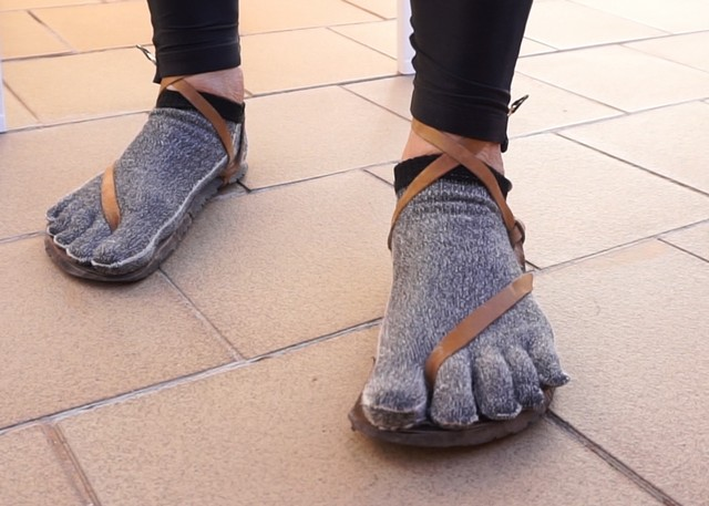 Calcetines FYF Free Your Feet con Huaraches