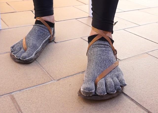 nueva estilos calzado mejor precio Correr descalzo con calcetines FYF - Free Your Feet