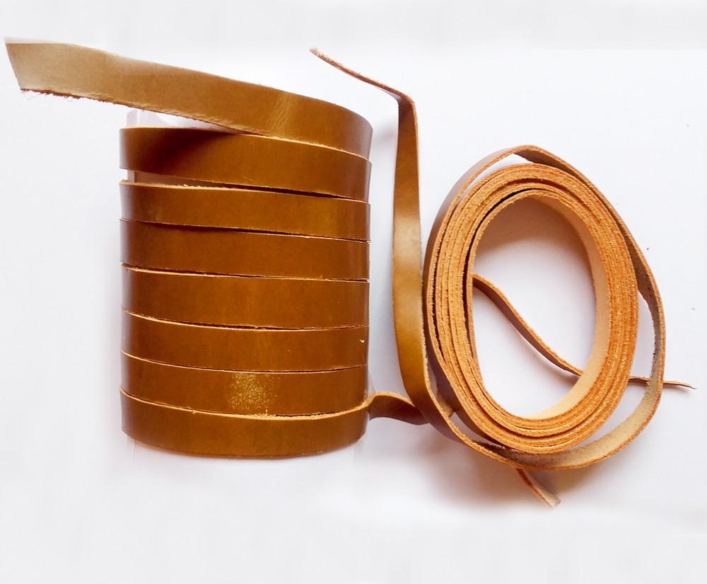 Cordones de piel para Huaraches Tarahumara