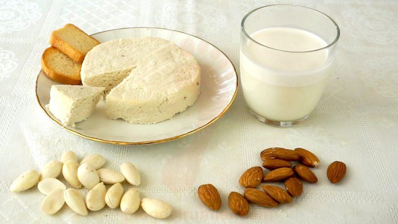 Leche de Almendras y Queso de Almendras - Cómo elaborarlos