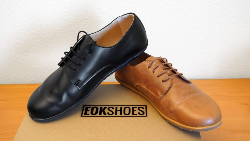 Zapatos Minimalistas de Vestir EOK Shoes